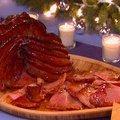 Dijon Maple Glazed Spiral Ham (Dave Lieberman)