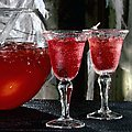 Dragon's Blood Punch (non-alcoholic) (Sandra Lee)