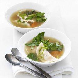 Dumpling Soup (Food Network Kitchens)