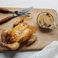 Engagement Roast Chicken (Ina Garten)