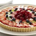 Fresh Fruit Tart (Paula Deen)