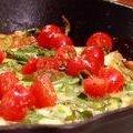 Frittata with Spring Vegetables (Alexandra Guarnaschelli)
