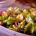 Garbanzo Bean and Zucchini Salad (Giada De Laurentiis)