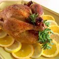 Garlic and Citrus Chicken (Giada De Laurentiis)