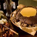 German Cheddar and Beer Fondue (Rachael Ray)