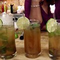 Gina's Brown Sugar Mojito (Patrick and Gina Neely) recipe
