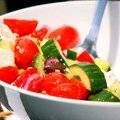 Greek Salad (Ina Garten)