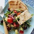 Greek Salad (Rachael Ray) recipe