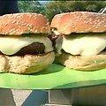Green Chile Cheeseburgers (Bobby Flay)