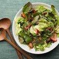 Green Salad with Strawberry Balsamic Vinaigrette (Rachael Ray)