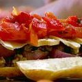 Grilled Cacciatore Panini (Rachael Ray)