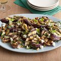 Grilled Eggplant and Goat Cheese Salad (Giada De Laurentiis)