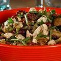 Grilled Fingerling Potato Salad with Feta, Green Beans and Olives (Bobby Flay) recipe