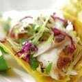 Grilled Fish Tacos with Vera Cruz Salsa (Bobby Flay) recipe