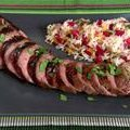 Grilled Pork Tenderloin (Alton Brown)