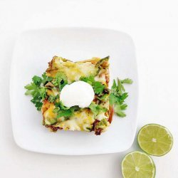 Turkey Enchilada Bake