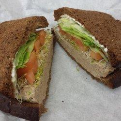 Tuna Salad Sandwich - H/L Bread