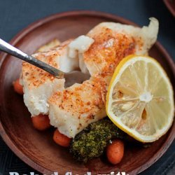 Cod and Vegetable Bake