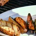 Grilled Steak Fries (Patrick and Gina Neely) recipe