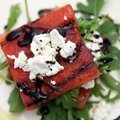Grilled Watermelon Salad (Claire Robinson)
