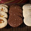 Holiday Cookies: One Dough, Three Holiday Cookies (Dave Lieberman) recipe