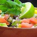 Homemade Salsa on the Fly (Paula Deen)