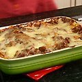 Lots O'Meat Lasagna (Paula Deen) recipe