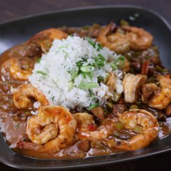 Louisiana Style Shrimp (Rachael Ray)