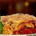 Mama's Lasagna (Patrick and Gina Neely)