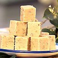 Peanut Butter Cheese Fudge (Paula Deen)