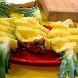 Pineapple Wedges (Rachael Ray) recipe