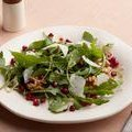 Pomegranate, Arugula Salad (Tyler Florence)