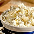 Popcorn with Parmesan and Pecorino (Giada De Laurentiis)