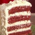 Red Velvet Cake (Bobby Flay)