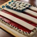 Red, White and Blue Gelatin Flag (Food Network Kitchens)