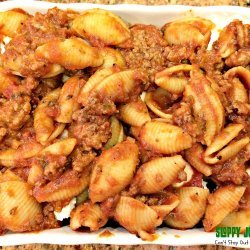Sloppy Joe Pasta recipe
