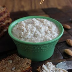 Almond Mayonnaise - Vegan