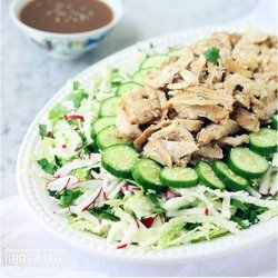 Low-Carb Chinese Chicken Salad