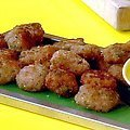 Sage Sausage Bites with Balsamic Apricot Dip (Rachael Ray) recipe