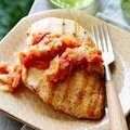 Simply Grilled Chicken Breasts (Melissa  d'Arabian)