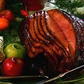 Smoked Ham with Sweet Holiday Glaze (Patrick and Gina Neely) recipe