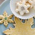 Snowflake Cookies (Paula Deen)