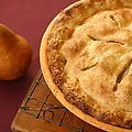 Spiced Apple and Pear Pie (Food Network Kitchens)