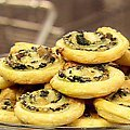 Spinach Gruyere Puff Pastry (Paula Deen)