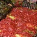 Stuffed Cabbage Rolls (Galumpkis) (Tyler Florence)