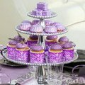 Tablescape Center Piece Mini Cakes Three Ways (Sandra Lee)