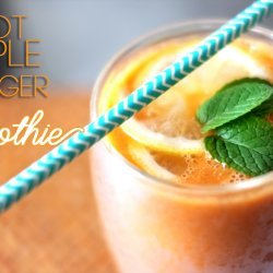 Apple, Carrot, and Ginger