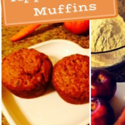 Apple/Carrot Muffin