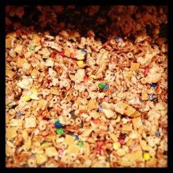 Cheerios & Chocolate Trail Mix