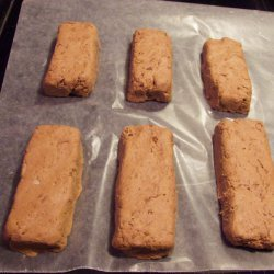 Dark Chocolate Peanut Butter Protein Bars